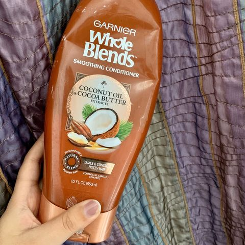 The conditioner that saved my hair