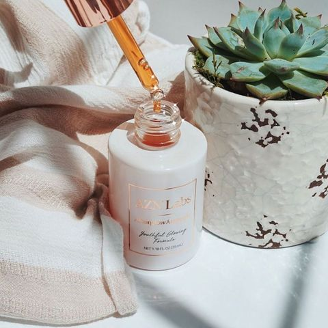 aznlabs afterglow ampoule  I'v