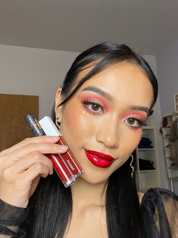 Make a statement with red lips  | Cherie