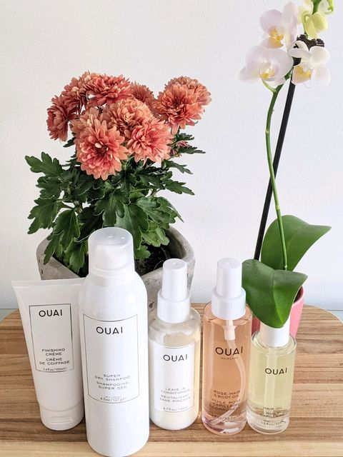 The Ouai for Curly Hair