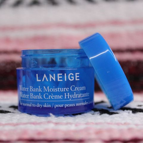 Laneige Water Bank Moisture Cream: My Thoughts