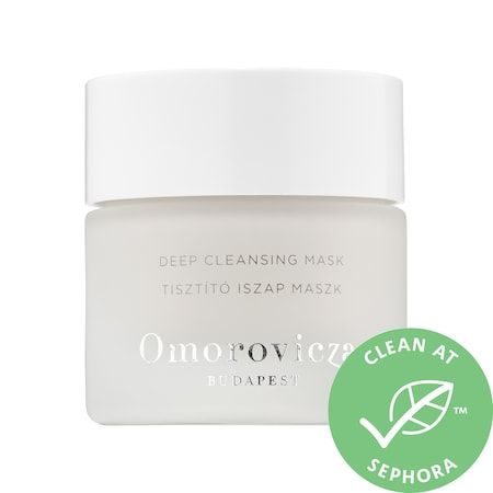 Deep Cleansing Mask, Omorovicza, cherie