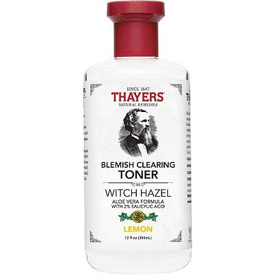 Witch Hazel Blemish Clearing Toner