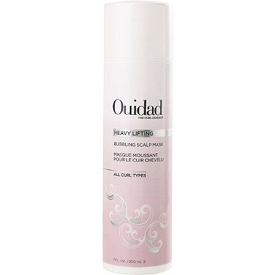 Heavy Lifting Bubbling Scalp Mask, Ouidad, cherie