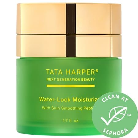 Water-Lock Moisturizer with Skin-Smoothing Peptides