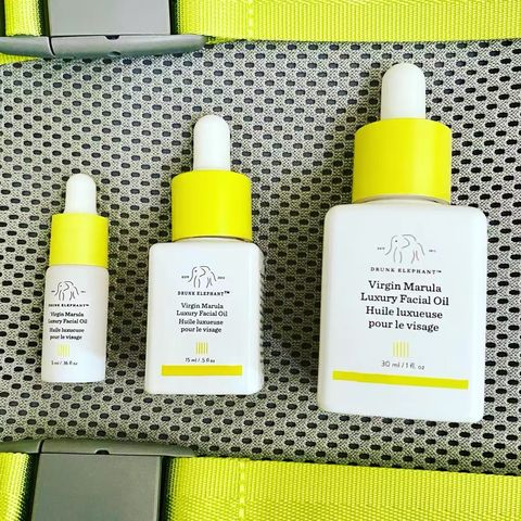 Love for marula oil for face and body