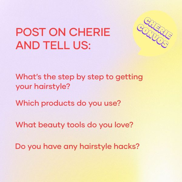 Swipe if you can answer this about your hair 👀 | Cherie