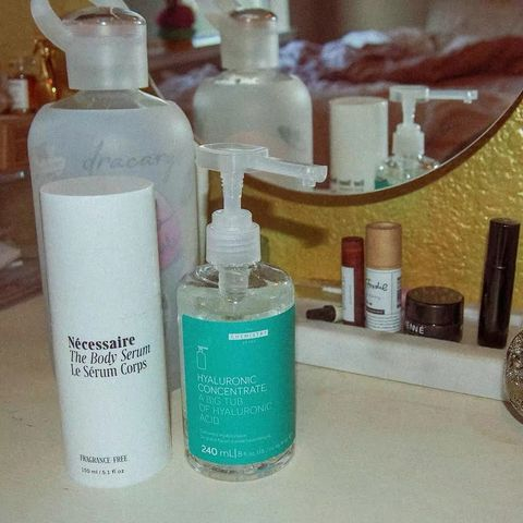 Serums Aren't Just for your Face!