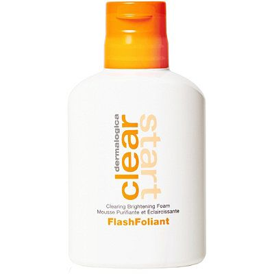Clear Start Flashfoliant Foaming Exfoliator