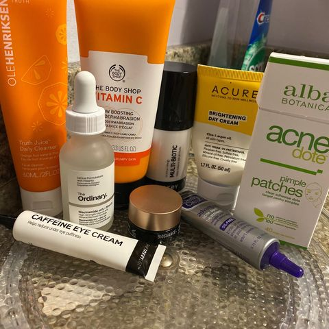 Review my routine!