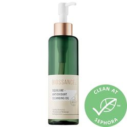 Squalane + Antioxidant Cleansing Oil