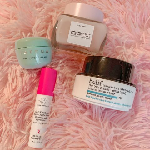 Products for pores!