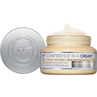 Confidence In A Cream Anti-Aging Moisturizer