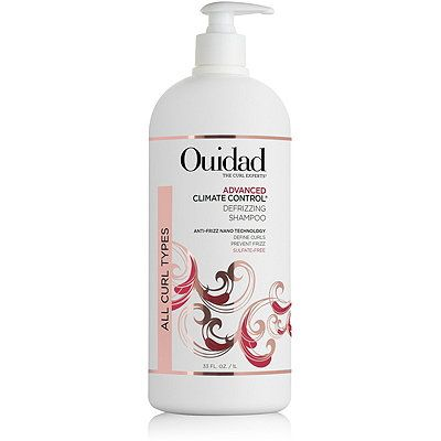 Advanced Climate Control Defrizzing Shampoo, Ouidad, cherie