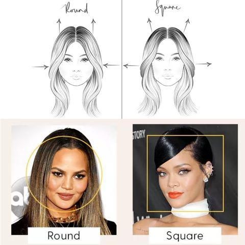 How to enhance your face shape using your hair?