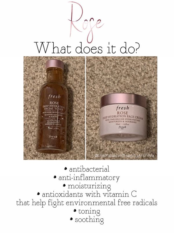 What does it do? Rose | Cherie