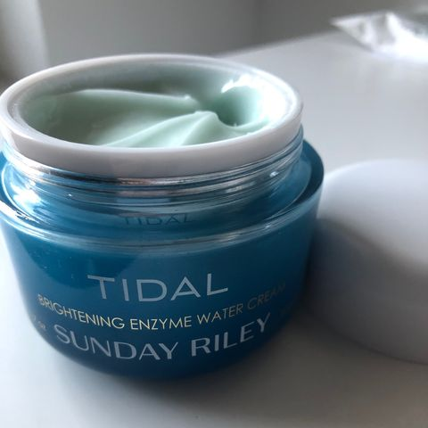 Sunday Riley tidal water cream