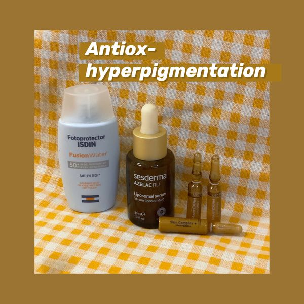 Hyperpigmentation is frustrating, but it has a cure. | Cherie
