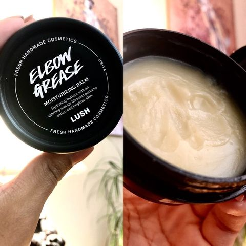 Lush Elbow Grease - I love this stuff!