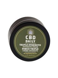 Triple Strength Intensive Cream
