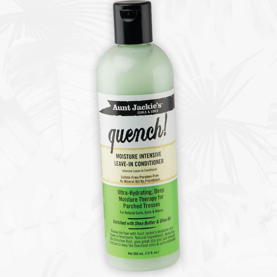 Quench Moisture Intensive Leave-In Conditioner