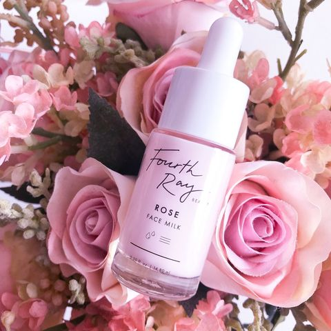 The Fourth Ray Beauty Rose Fac