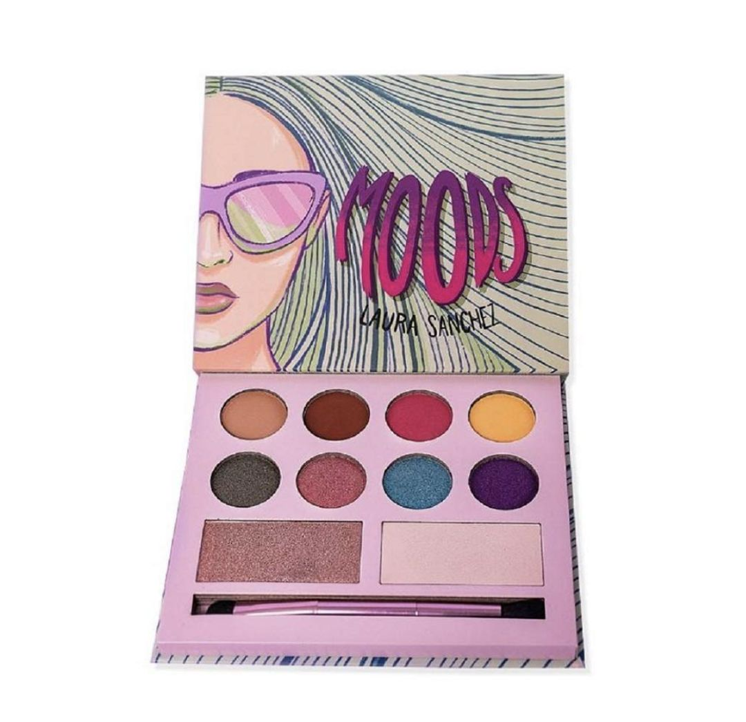 Moods Eyeshadow and Highlighter Palette