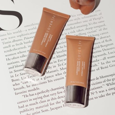 Great formula but disappointing shade range...