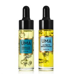 Bright Eyes: Ultimate Brightening Face & Absolute Anti Aging Eye Oil