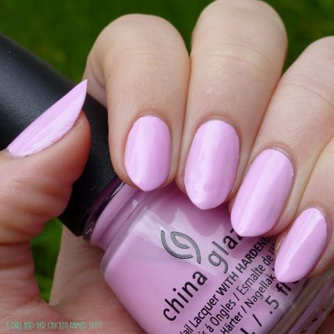 Swatch Sundays: China Glaze In