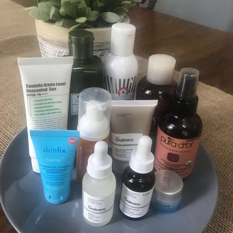 The Routine That is Slowly Saving My Skin!