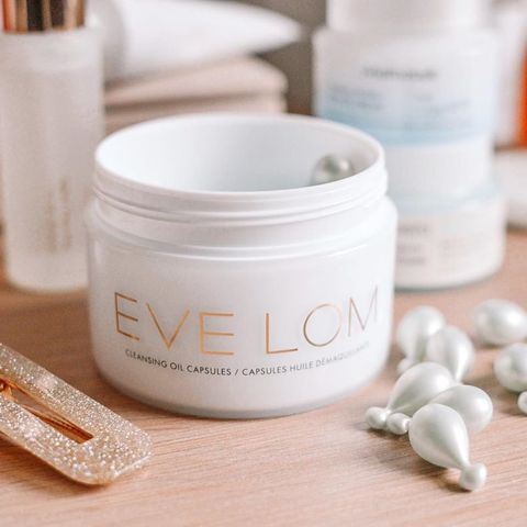 Evelom cleansing capsules 💊