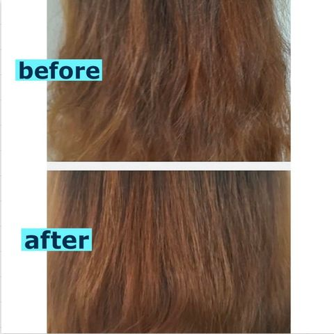 Finally frizzy hair didn't bother me anymore after using...