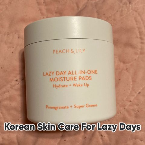 Lazy Day All-In-One Moisture Pads