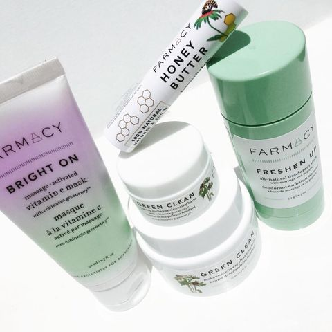 Farmacy Skincare has to be one