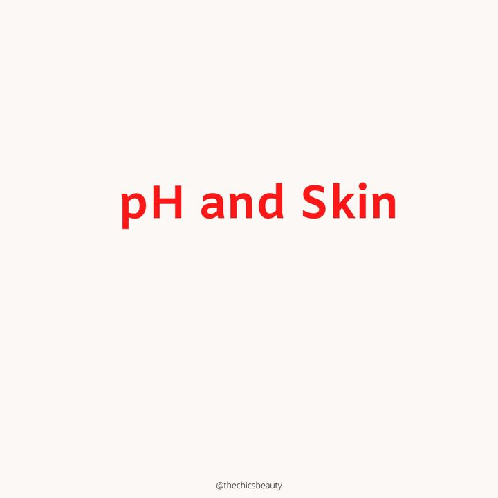 Why pH of skincare products is important?