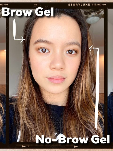 MAKEUP I CAN'T LIVE WITHOUT: BROW GEL