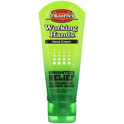 Working Hands, Hand Cream, Unscented