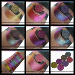 Galaxy Dust Shifters Collection