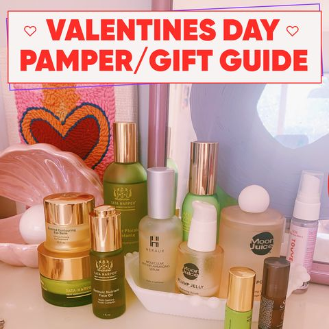The Ultimate Valentine's Day Pamper/Gift Guide
