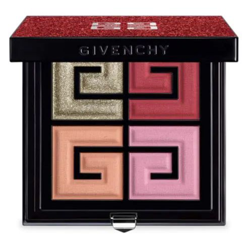Holiday 2019 Limited Edition Red Lights Face & Eye Palette, GIVENCHY, cherie