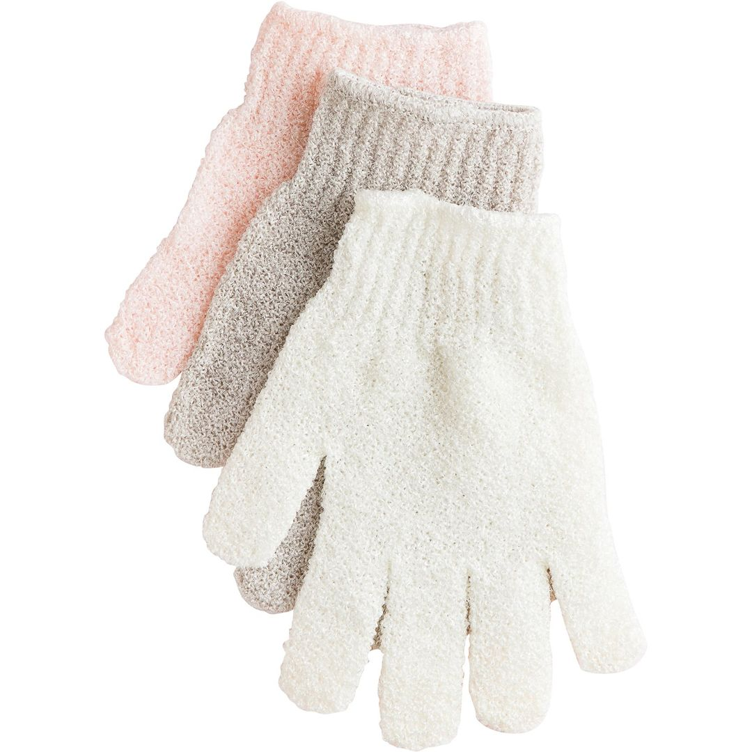 Spa Privé - Exfoliating Gloves