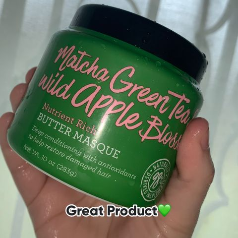 Great Affordable Hair Mask
