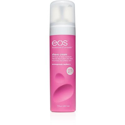 eos Shave Cream, Pomegranate