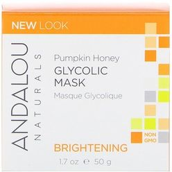 Glycolic Mask, Pumpkin Honey, Brightening