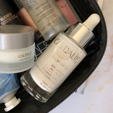 The Caudalie Vinoperfect Anti