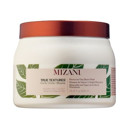 True Textures Moroccan Clay Steam Hair Mask