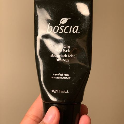 I totally love this face mask.