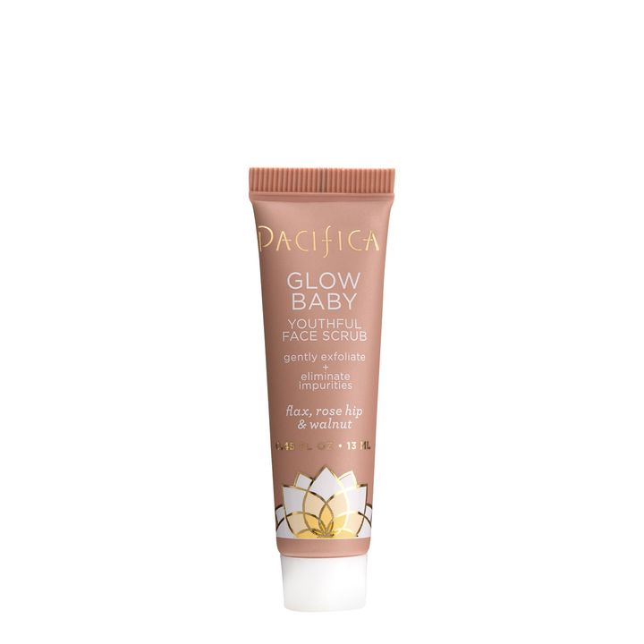 Glow Baby Youthful Face Scrub