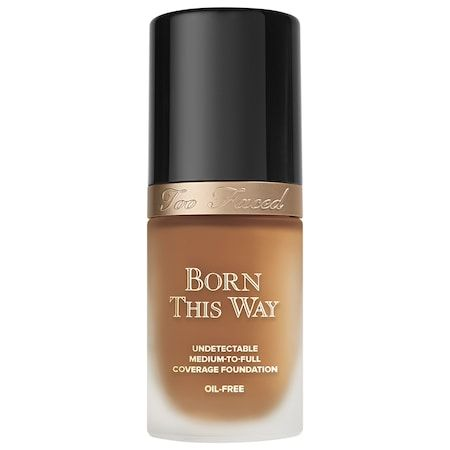 Born This Way Natural Finish Foundation, Too Faced, cherie